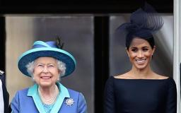 How Queen Elizabeth Stopped Meghan Markle From Bringing Son To Trooping The Colour