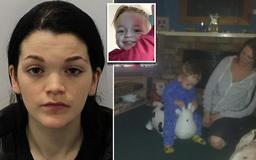 'My daughter should have been jailed for life for letting her son die': Grandmother of three-year-old Alfie Lamb who was crushed to death by a car seat blasts her own child's two year sentence for child cruelty