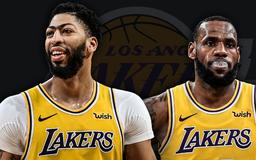 How does Anthony Davis fit with LeBron James and the Los Angeles Lakers?