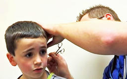 Boy Tells Dr. THIS Pencil Got Trapped Inside His Ear But What The Dr. Removes Is UNTHINKABLE!