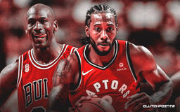 Raptors' Kawhi Leonard joins Michael Jordan as only players in NBA Finals to register at least 35 points with no turnovers on the road