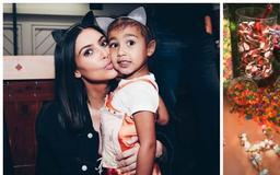 Kim Kardashian, Kanye throw oldest daughter North West a lavish Candyland-themed party on her 6th birthday