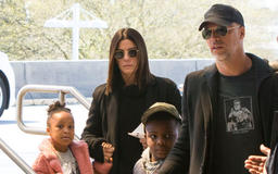 ExclusiveSandra Bullock's Kids Louis and Laila Aren't Phased By Her Superstardom: 'They Just Know Her as Mommy'