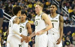 Michigan's Trio Trending Downward In Latest NBA Mock Draft Projections