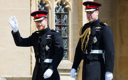 Prince William & Prince Harry Weren't Speaking Before Archie's Birth