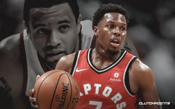 Kyle Lowry explains why he wore a Damon Stoudamire jersey during Raptors' championship parade