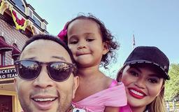 Chrissy Teigen Claps Back at a Commenter Shaming Her Daughter's Hair