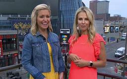 Ainsley Earhardt talks faith, life in Nashville with former 'Fox & Friends' host Elisabeth Hasselbeck