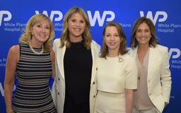 Jenna Bush Hager Keynotes Friends of White Plains Hospital Event