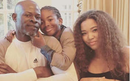 Djimon Hounsou Hints That Kimora Lee Simmons Is Keeping Their Son From Him [Video]