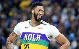 Report: Davis wants deal to Lakers or Knicks