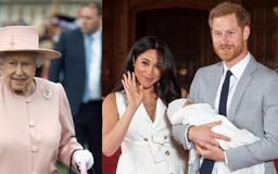 Why the Queen Reportedly Won't Attend Baby Archie's Christening