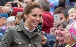 Kate Middleton Had a Sweet Response When Asked Why She Doesn't Wear a Princess Dress Like Elsa