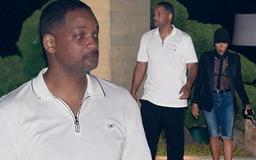 Will Smith and Jada Pinkett Smith keep the love alive with a romantic date night at Nobu Malibu