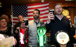Donald Trump's sons still haven't paid the tab on their Doonbeg pub crawl