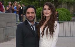 Johnny Galecki And His Girlfriend Had A Messy Gender Reveal Party