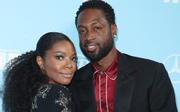 Gabrielle Union & Dwyane Wade's Daughter, Kaavia, 7 Mos., Is Too Cute In Family Vacation Photo