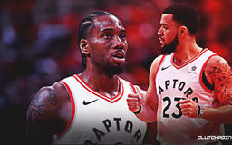 Fred VanVleet says if Kawhi Leonard leaves for another team, Raptors will just have to 'kick his a**""