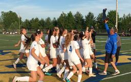 Saginaw Nouvel continues rebound season with girls soccer regional title