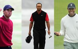 Pebble Beach Has Hosted Three Different Versions of Tiger Woods