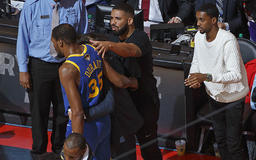 Drake Prays for Kevin Durant After NBA Finals Game Injury
