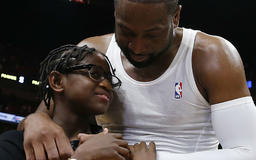 Dwyane Wade responds to criticism of supporting son during Miami Pride