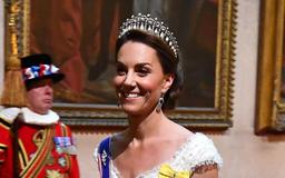 The Deeper Meaning Behind Kate Middleton's Adorned State Dinner Sash
