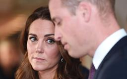 "William & Kate ""Deeply Concerned"" to Learn Their Police Escort Accidentally Hit a Pedestrian"