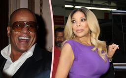 Wendy Williams & Her Estranged Husband Are Fighting Over Whether She Was Allowed To Go Out During Their Marriage