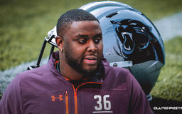 Carolina Panthers sign second-round pick Greg Little
