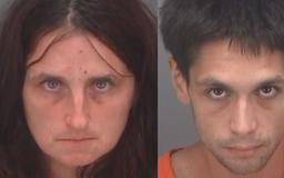 Parents arrested after police say 5-year-old was left at bus stop, found near busy street