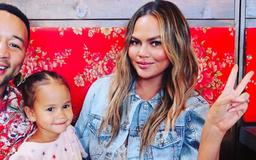 Chrissy Teigen won't allow mean comments about her daughter
