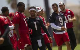Cardinals' offense a secret, but QB Kyler Murray knows it inside and out