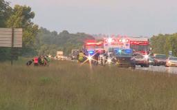 Hitchhiker dead after being hit by car in Scott County