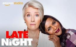 'Late Night' – Emma Thompson is movie's ace in the hole