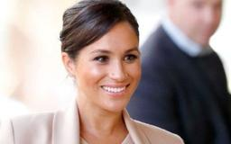 Meghan Markle Makes First Public Appearance Since Archie's Birth