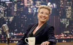 Winning performance: Emma Thompson shines as comedy show host in 'Late Night'