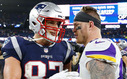 Why Adam Schefter Currently Isn't Expecting Kyle Rudolph-To-Patriots Trade