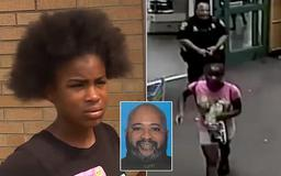 Cop who tasered an 11-year-old shoplifter and suggested her theft is 'why there's no grocery stores in the black community' wins back pay after appealing his seven-day suspension