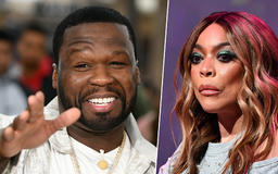 50 Cent Drags Nemesis Wendy Williams Once Again – Supports Her Ex Kevin Hunter