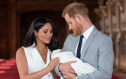 Prince Harry and Meghan Markle send the sweetest message after baby Archie's birth