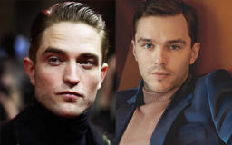 Batman screen tests for Pattinson and Hoult