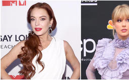 Twitter Calls Lindsay Lohan Out Following Her Comments On Taylor Swift's Video