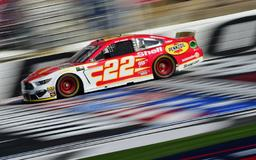 Joey Logano goes from 'junk' to runner-up finish in Coke 600