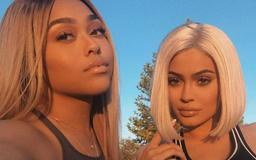 Kylie Jenner & Jordyn Woods Party Together In Club VIP Section — And Guess Who Else Was There…