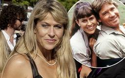 The tragic detail about Terri Irwin's love life as she is linked to a mystery man... and reveals she has been approached by women for dates