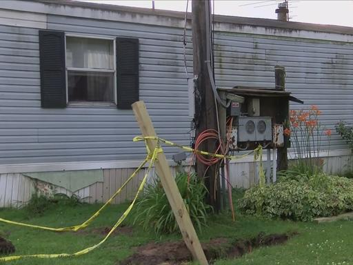 Mobile home park passes electrical inspection after 40 days without power