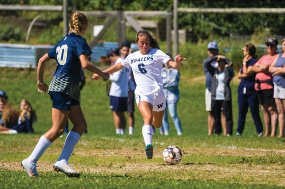 Girls soccer hosts Falmouth today