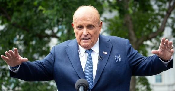 Rudy Giuliani Fires Off Unsettling 9/11 Memorial Dinner Rant, Denies Going Out With Prince Andrew, Mocks The Queen's Accent - NewsBreak