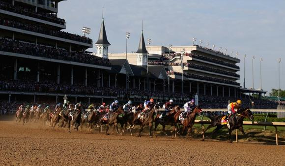 Horse racing newsletter: One week to the Kentucky Derby ...